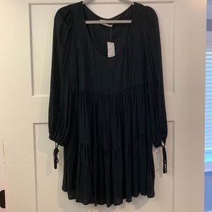 Urban outfitters peasant style dress.